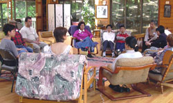 Group breathwork classes
